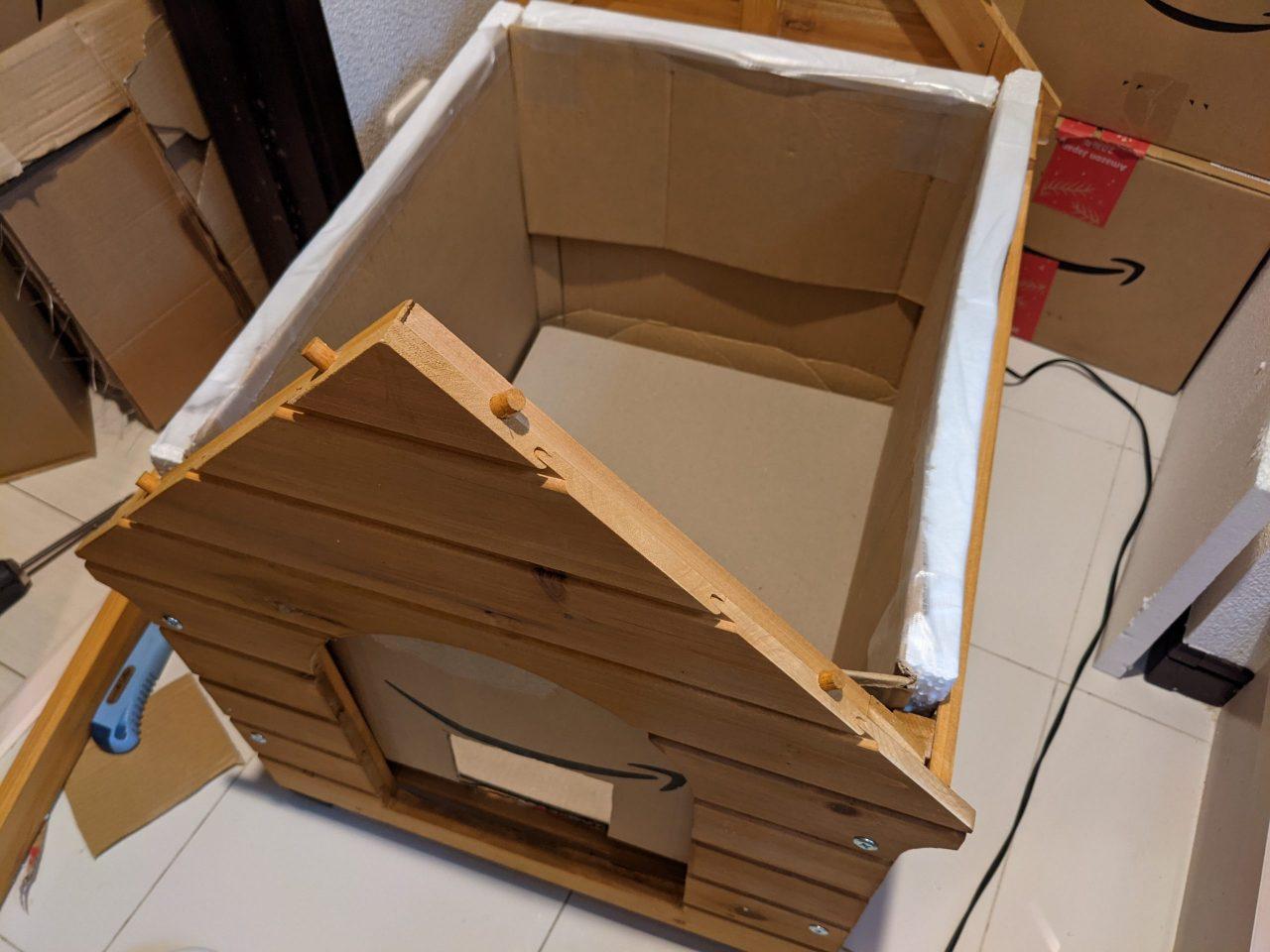 建築屋の作る猫ハウス04
