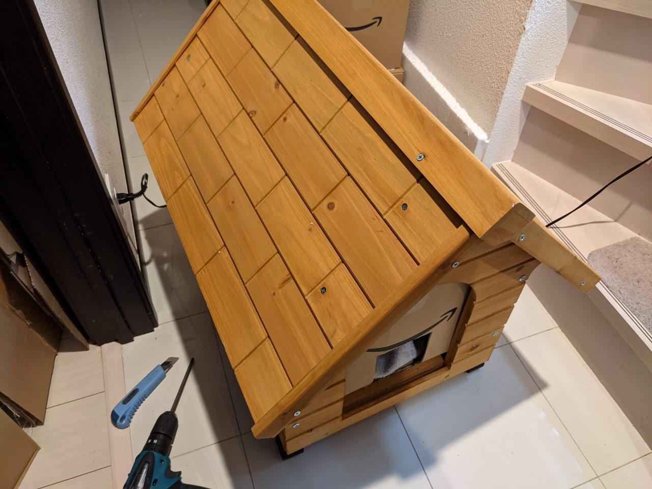 建築屋の作る猫ハウス08