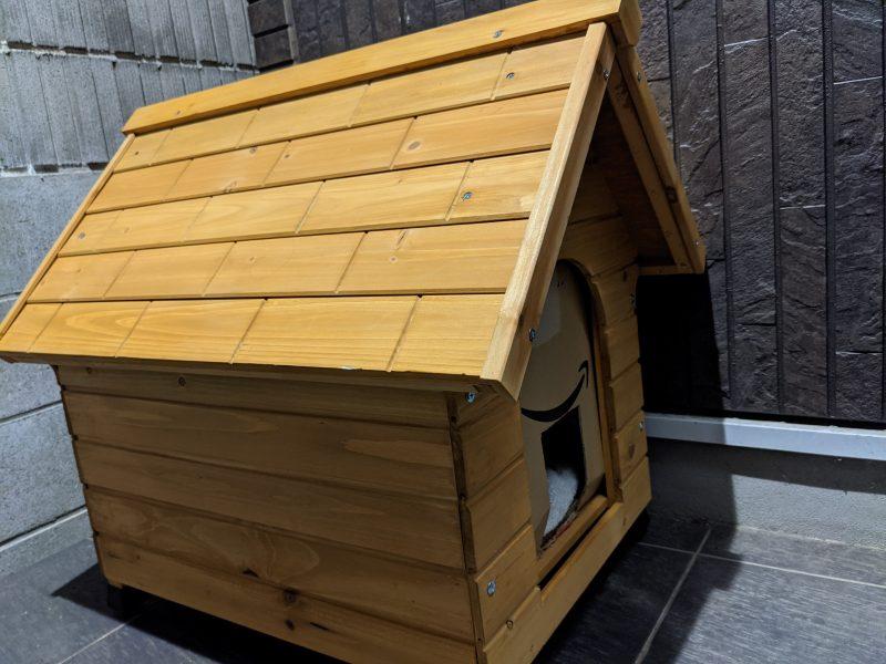 建築屋の作る猫ハウス10